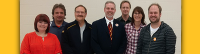 UFCW Local 401 Member Chris Nielsen Becomes NDP Candidate