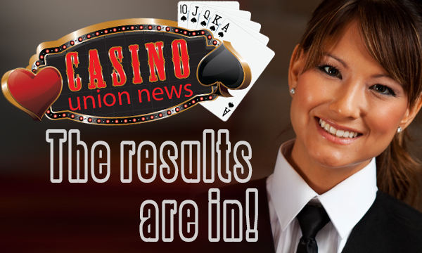 Gateway Casinos Votes YES on New Union Contract