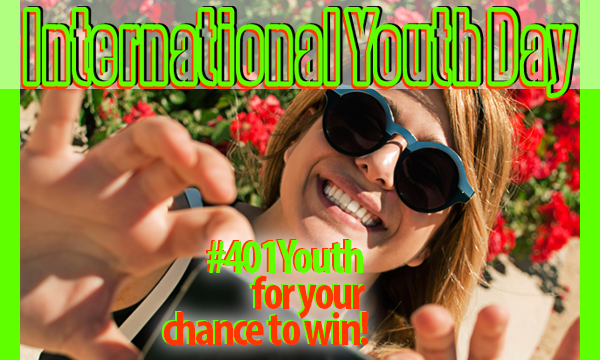 Summer Youth Selfie Contest