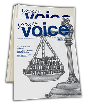 YOUR VOICE Magazine