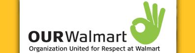 OUR Walmart logo