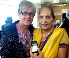 Rashminder Doel Retirement