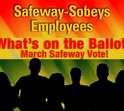 Safeway Sobeys Bargaining memorandums