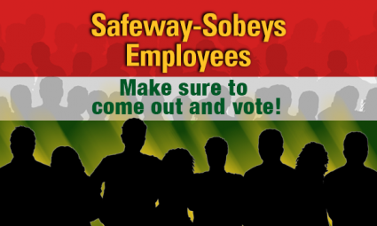 Tentative Agreement Reached with Safeway-Sobeys! | UFCW