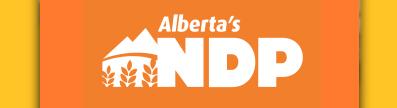 Alberta's NDP logo