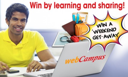 UFCW Canada 401 webCampus contest win by sharing and learning