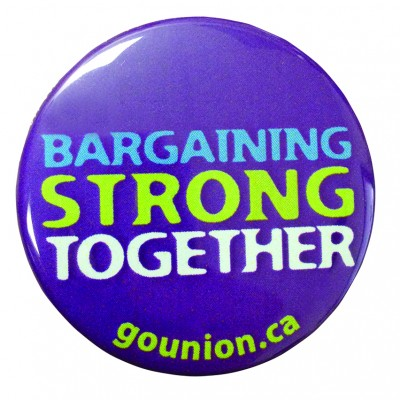 Bargaining Strong Together!