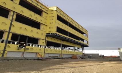 Nov 24 Calgary Office Construction