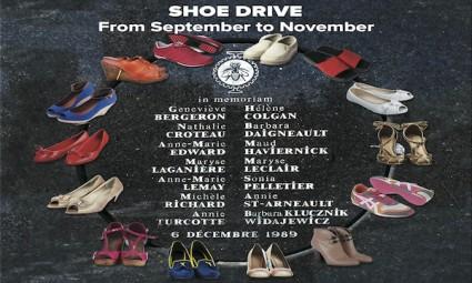 Shoe Memorial Women Shoe Drive