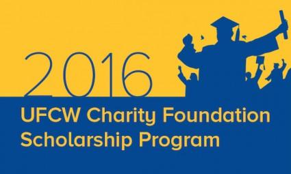 UFCW Scholarship 2016