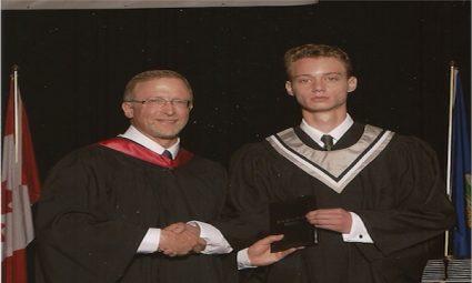 Melbourne Marsden CDLC Scholarship Winner