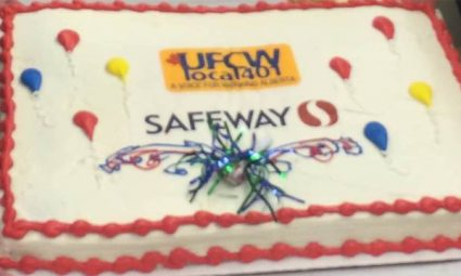 Amazing Leduc Safeway Employees Enjoy Lunch Learn Ufcw Local 401 Funny Birthday Cards Online Inifofree Goldxyz
