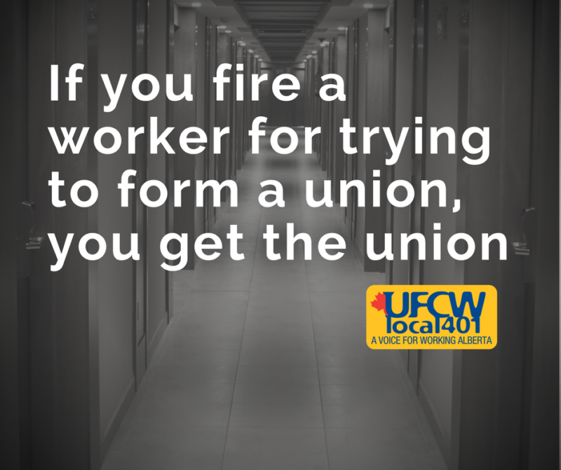 how to get a union in your workplace