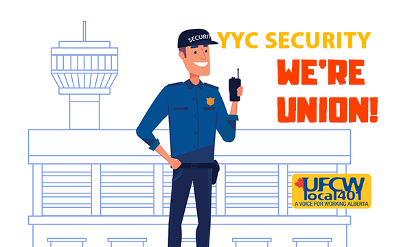 YYC Guards Bargaining Union Contract