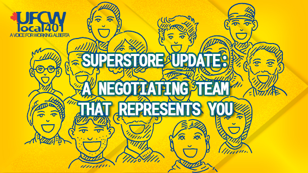 Superstore Bargaining update diverse members