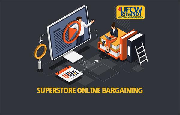 Online Bargaining at Superstore