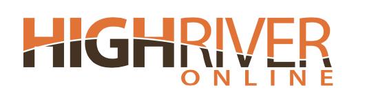 Highriver Online Logo