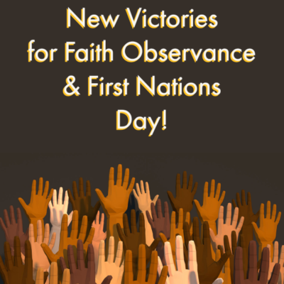 Superstore Negotiations Update - New Victories for Faith Observance & First Nations Day!